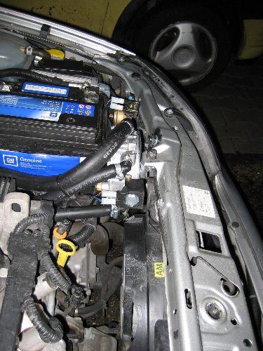 LPG Autogas Zavoli Temperatursensor Verdampfer Regal Venturi