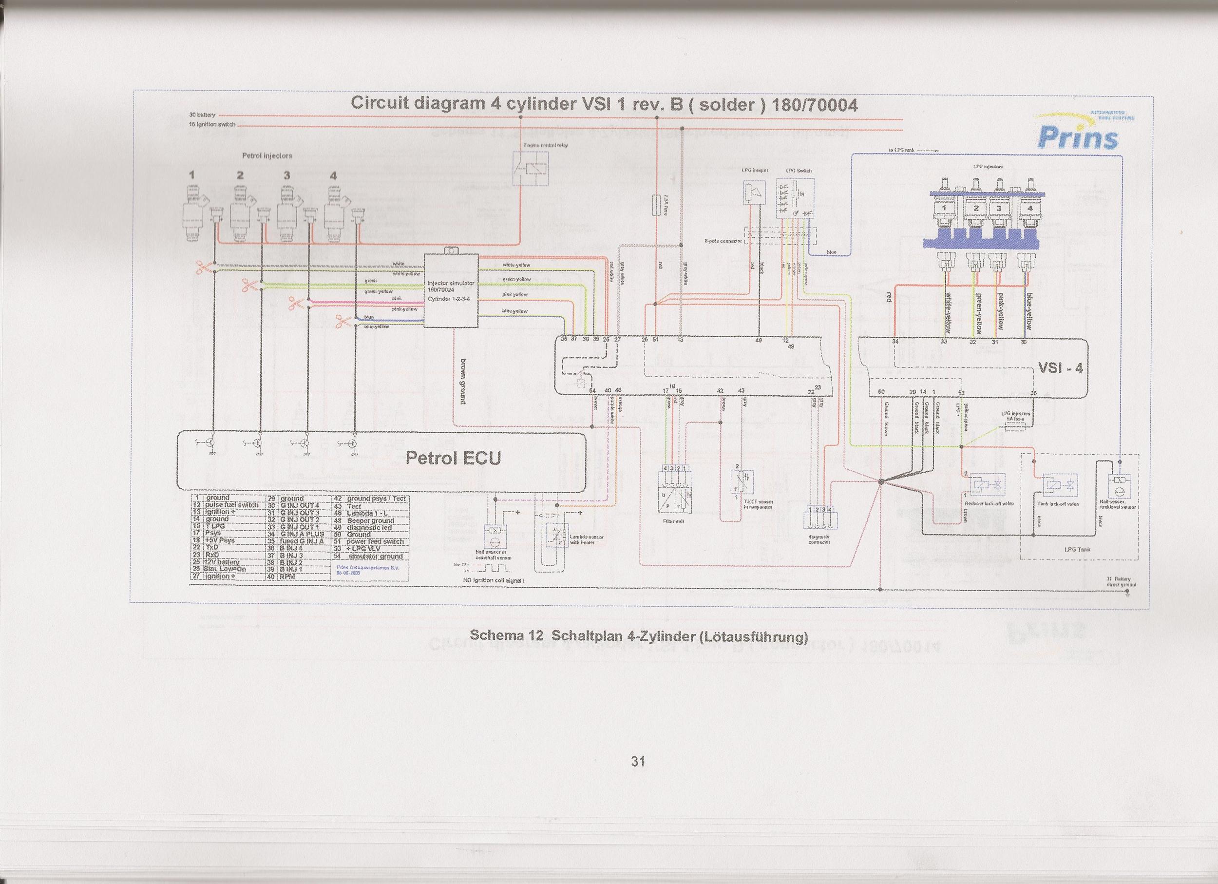 Tolle Lpg Schaltplan Galerie - Schaltplan Serie Circuit Collection ...