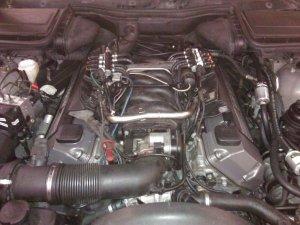 E39 540i Kme Gasanlage Leistungsverlust Motor Läuft Unrund
